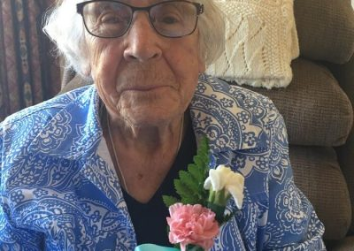 Mother's Day 2021 at Belleville Retirement Home