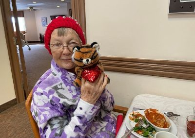 Valentine's Day Gift by Belleville Retirement Home