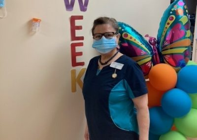 Nurses Week 2021 Celebration at Belleville Retirement Home