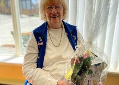 Mother's Day Celebration 2021 at Belleville Retirement Home