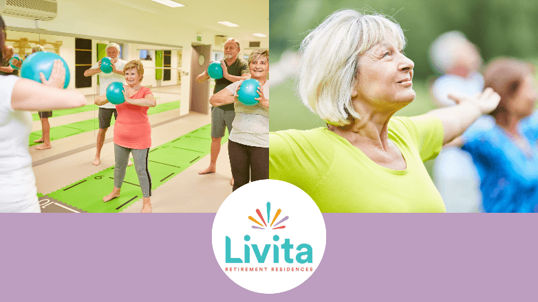 Staying Healthy with Livita